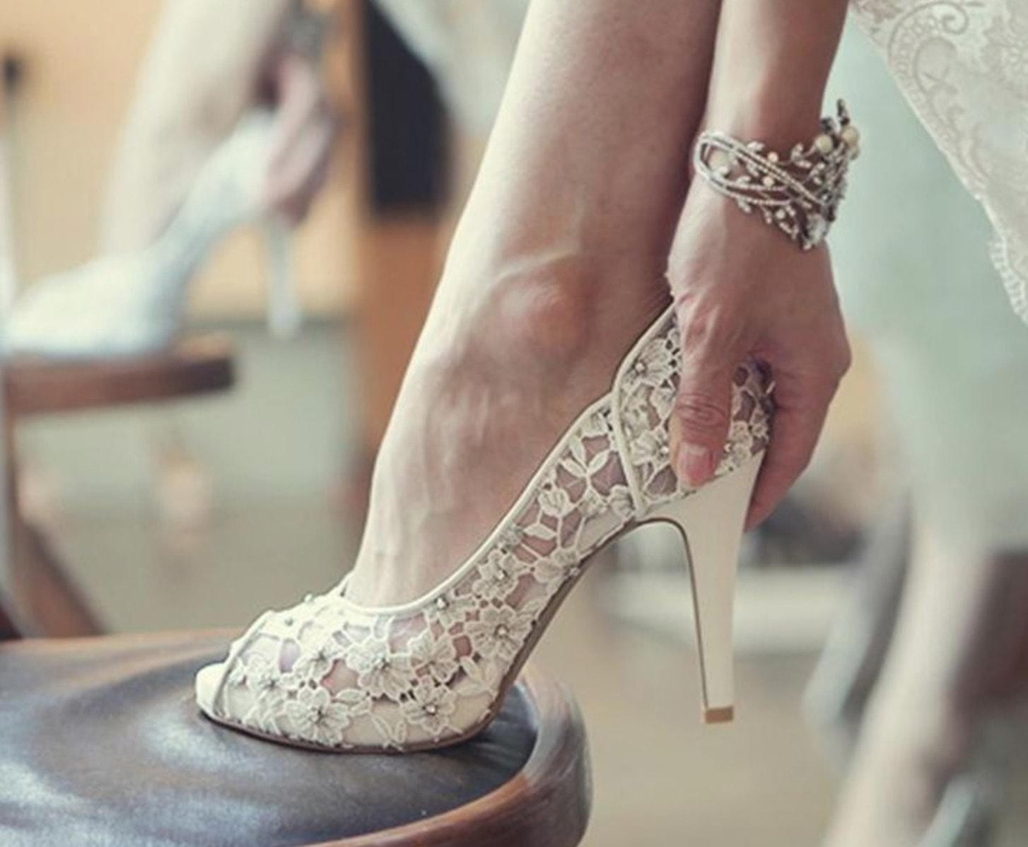Obuwie Ślubne – Dancing Shoes