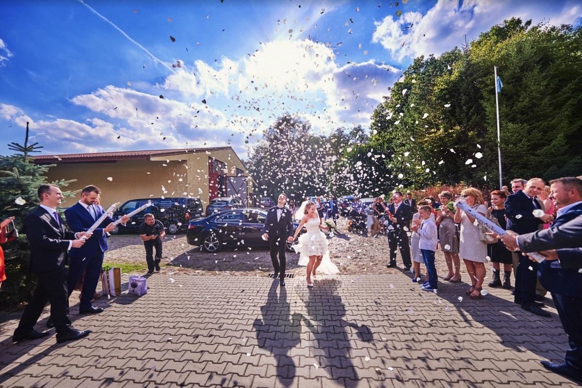 Wesele i ślub z Mistrzyni Ceremonii w Szczecinie