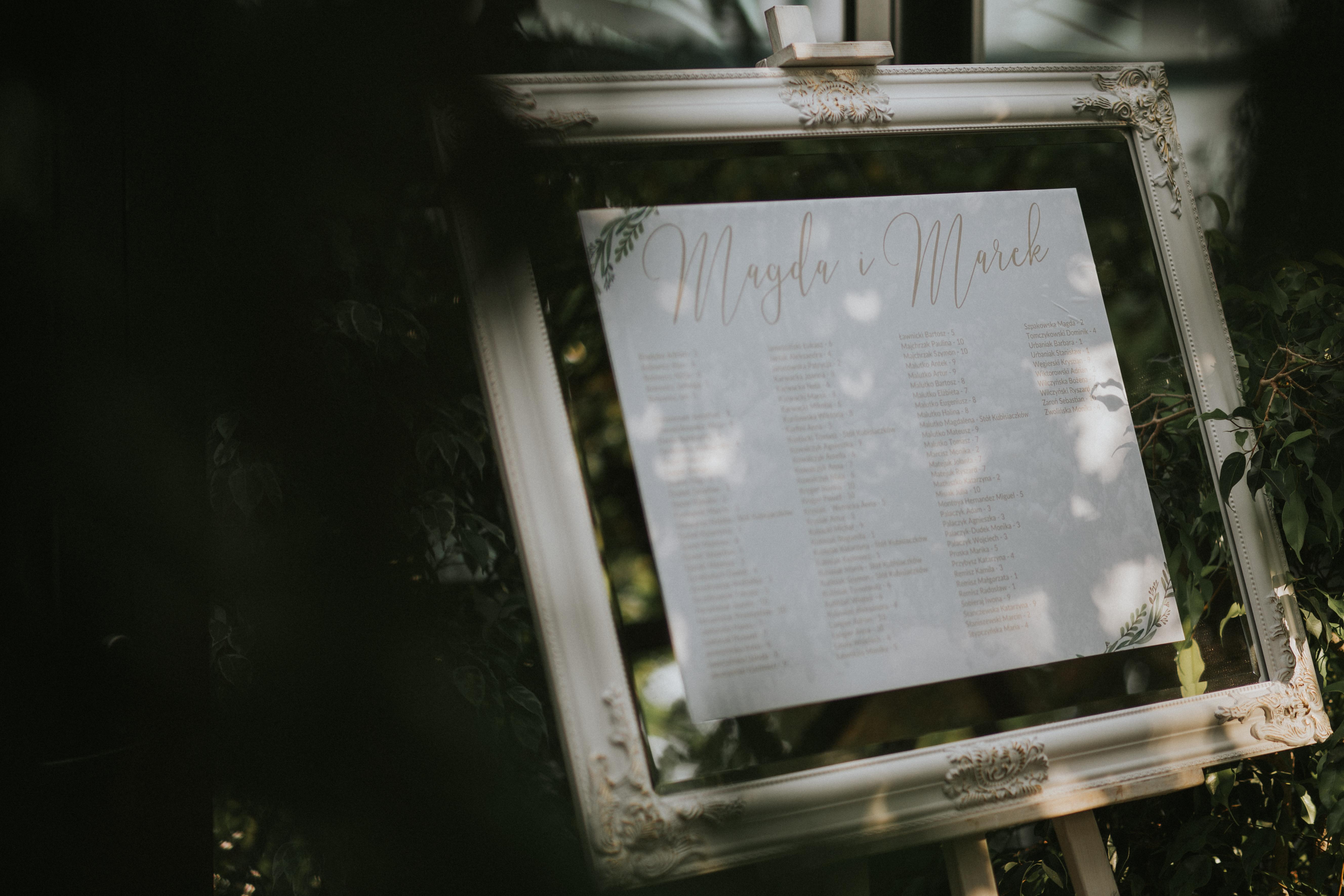 Q&A ślub i wesele -#5 PAPETERIA odpowiedzi na pytania